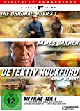 Detektiv Rockford - Die Filme, Teil 1 (4 DVDs)