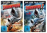 Sharknado 1+2 (2 DVDs)