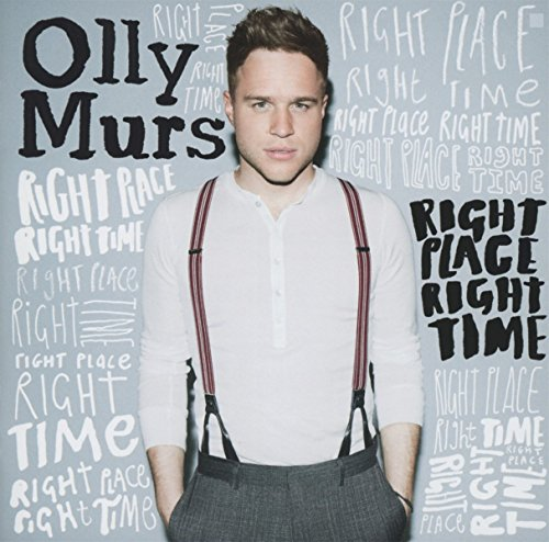 """Olly Murs – """"Right Playe Right Time"""