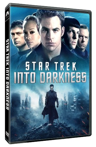Star Trek Into Darkness DVD cover
