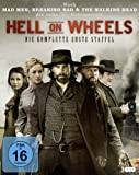 Hell on Wheels - Staffel 1 [Blu-ray]
