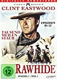 Rawhide - Tausend Meilen Staub - Season 1.1 (3 DVDs)