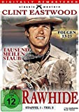Rawhide - Tausend Meilen Staub - Season 1.2 (3 DVDs)