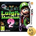 Luigi's Mansion 2: Dark Moon (Nintendo 3DS)