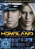 Top Angebot Homeland - Die komplette Season 1 [DVD]