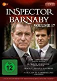 Inspector Barnaby, Vol.17 (4 DVDs)