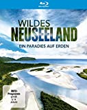 Wildes Neuseeland - Ein Paradies auf Erden [Blu-ray]