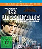 The Invisible Man - Der Unsichtbare: Die komplette Serie [Blu-ray]