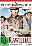 Rawhide - Tausend Meilen Staub - Season 2.1 (3 DVDs)