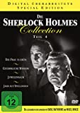 Sherlock Holmes Collection - Teil 4 (4 DVDs)