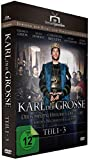Karl der Groe - Der komplette Historien-Dreiteiler (2 DVDs)