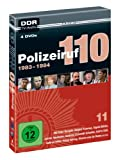 Polizeiruf 110 - Box 11: 1983-1984 (DDR TV-Archiv) (4 DVDs)