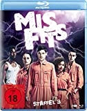 Misfits - Staffel 3 [Blu-ray]