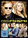 CSI: Miami - Season 10.2 (3 DVDs)