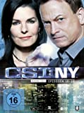 CSI: NY - Season 8.2 (3 DVDs)