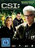 CSI: Crime Scene Investigation - Season 12 / Box-Set 2 (3 DVDs)