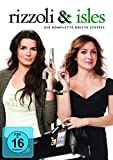 Rizzoli &amp; Isles - Staffel 3 (3 DVDs)
