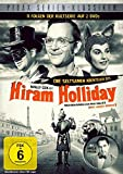 Die seltsamen Abenteuer des Hiram Holliday (2 DVDs)