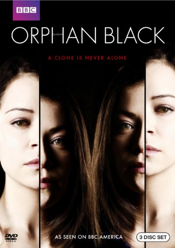 Orphan Black DVD cover
