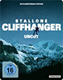 Top Angebot Cliffhanger - Steelbook (Uncut, 20th Anniversary Edition) [Blu-ray]