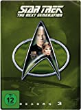 Star Trek - Next Generation/Season 3 Collectors Edition (Exklusiv bei Amazon.de) [Blu-ray]