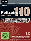 Polizeiruf 110 - Box 12: 1984-1985 (DDR TV-Archiv) (4 DVDs)