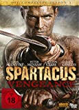 Spartacus: Vengeance (4 DVDs)