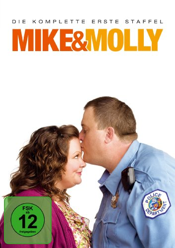Mike & Molly Staffel 1 (3 DVDs)