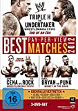 WWE - Best PPV Matches 2012 (3 DVDs)