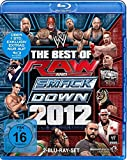 WWE - The Best of Raw &amp; Smackdown 2012 [Blu-ray]