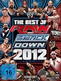 WWE - The Best of Raw &amp; Smackdown 2012 (3 DVDs)
