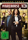 Warehouse 13 - Season 3 (3 DVDs)