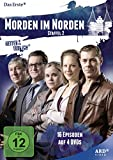 Morden im Norden - Staffel 2 (4 DVDs)