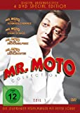 Mr. Moto Collection - Volume 1 (4 DVDs)