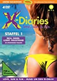 X-Diaries - Staffel 1 (Fan Edition) (4 DVDs)