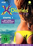 X-Diaries - Staffel 1 (4 DVDs)