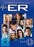 E.R. - Emergency Room Staffel 13 (6 DVDs)