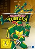 Teenage Mutant Hero Turtles - Box 2/Episoden 26-50 (3 DVDs)