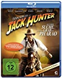 Jack Hunter - Auf der Suche nach dem Grab des Pharao [Blu-ray]