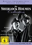 Sherlock Holmes Collection - Teil 3 (3 DVDs)
