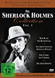 Sherlock Holmes Collection - Teil 1 (4 DVDs)