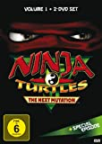 Ninja Turtles - The Next Mutation, Vol. 1 (2 DVDs)