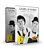 Laurel & Hardy - Slapstick Collection Vol. 1+2 (2 DVDs)