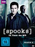Spooks - Im Visier des MI5: Staffel 9 (3 DVDs)