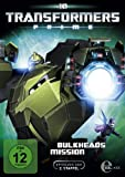 Transformers Prime, Vol.10: Bulkheads Mission