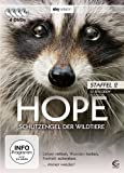 Hope - Schutzengel der Wildtiere: Staffel 2 (4 DVDs)