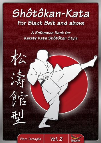 Shotokan Kata for Black Belt & above - Vol.2