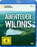 Abenteuer Wildnis, Vol. 4 - National Geographic [Blu-ray]