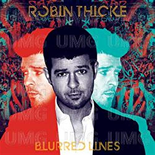 "Robin Thicke – ""Blurred Lines"
