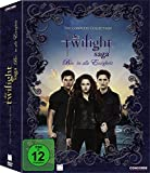 Twilight-Saga Complete Collection (Digipack) (11 DVDs)
